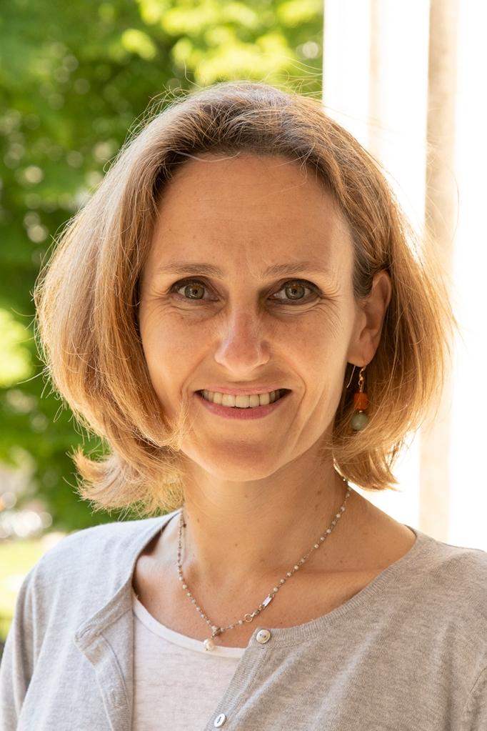 Headshot of Silvia Dal Bianco